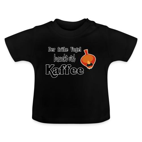kaffeeVogel.png - Baby T-Shirt