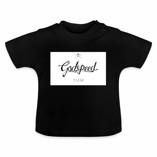 godspeed - Vauvan t-paita