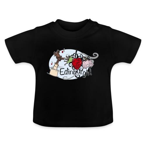 I love Edinburgh - Baby T-Shirt