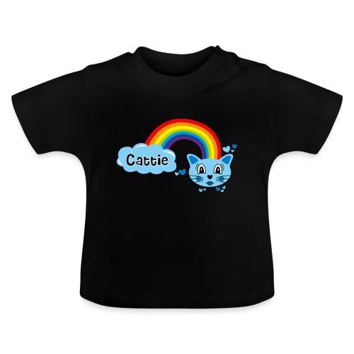 Motif Cattie - T-shirt Bébé