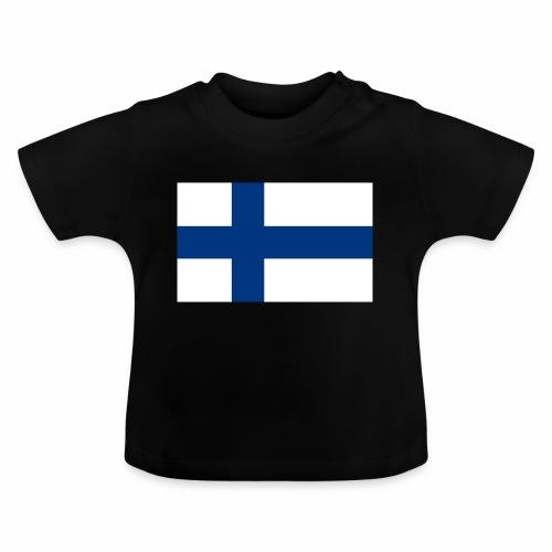 Suomenlippu - tuoteperhe - Vauvan t-paita