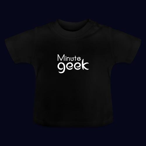 logolong v2soft - T-shirt Bébé