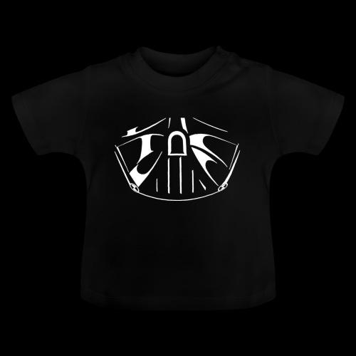 el lado oscuro de la fuerza - Camiseta bebé