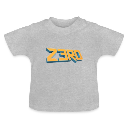 The Z3R0 Shirt - Baby T-Shirt