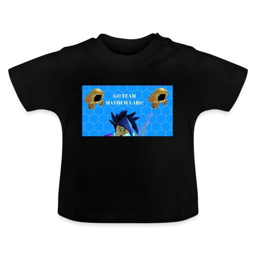 Go team mathew labs! - Baby T-Shirt