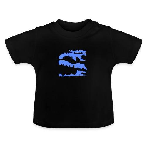 Blue_Sample.png - Baby T-Shirt