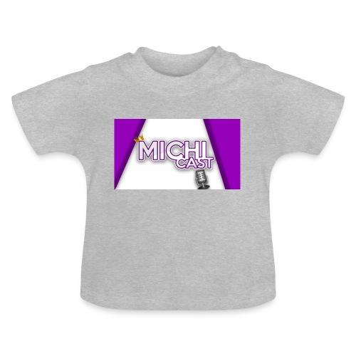 Camisa MichiCast - Baby T-Shirt