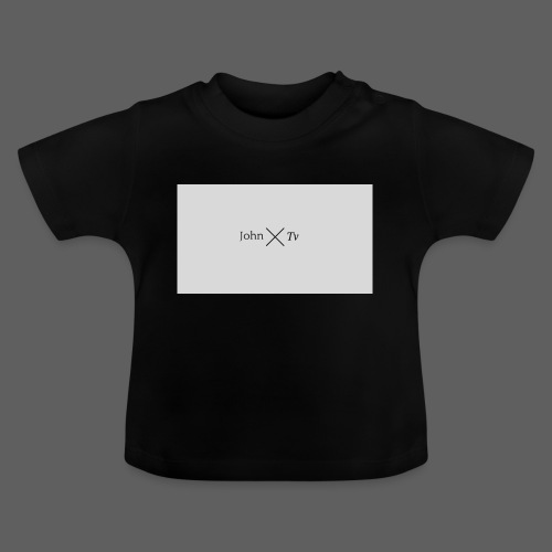 john tv - Baby T-Shirt