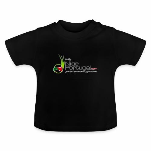 NicePortugal.com Logo - Maglietta per neonato