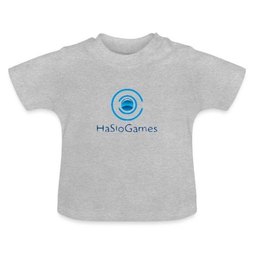 HasloGames Producten officieel logo - Baby T-shirt
