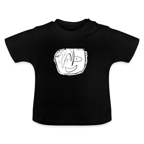 The Face Zoomed | Peter Eric Lang - Baby T-Shirt