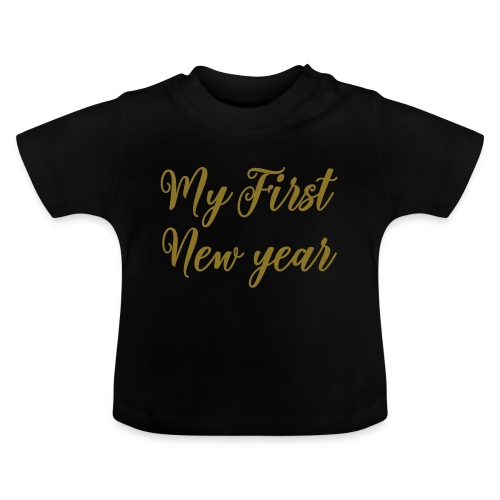 First new year - Baby T-shirt
