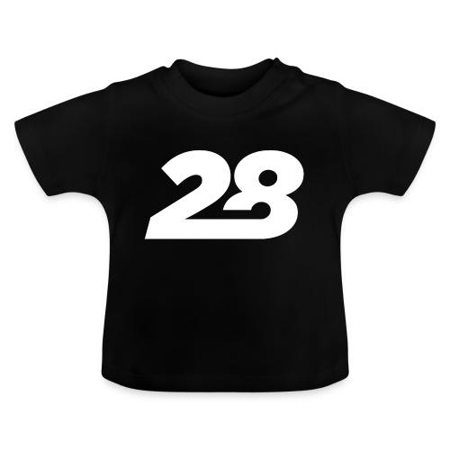 28 White - Baby T-Shirt
