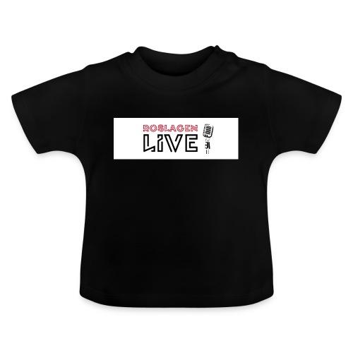 Roslagen Live - Baby-T-shirt