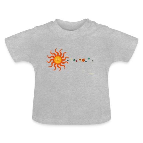 Solar System - Baby T-Shirt