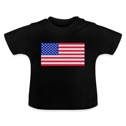 USA / United States - Baby T-shirt