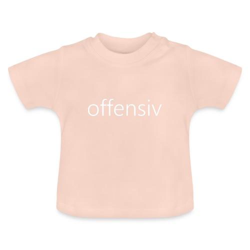 offensiv t-shirt (børn) - Baby T-shirt