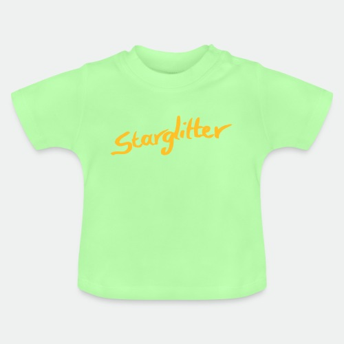 Starglitter - Lettering - Baby T-Shirt
