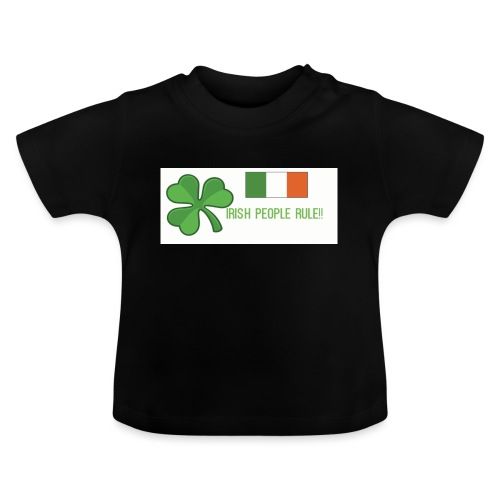 Exclusive St. Patrick's Day Clothes For Kids - Baby T-Shirt