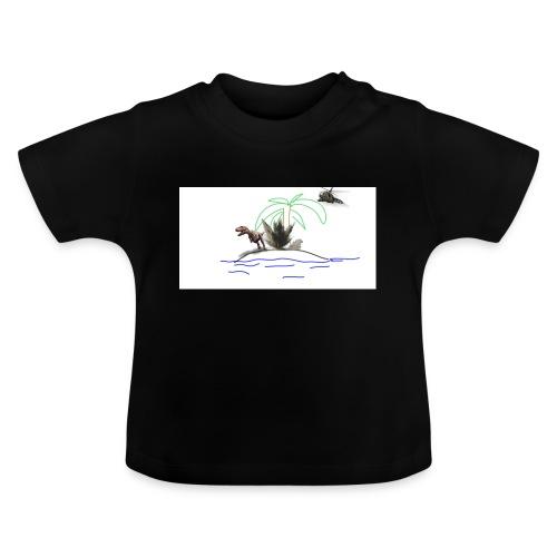 dino - Camiseta bebé
