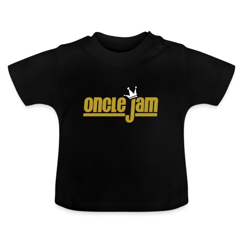 Oncle Jam horizontal or - T-shirt Bébé