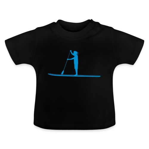 Stand-up Sihlouette - Baby T-Shirt