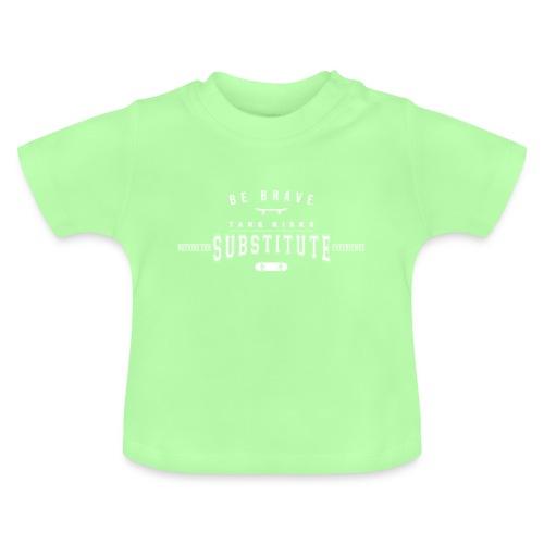 skateboard - Koszulka niemowlęca