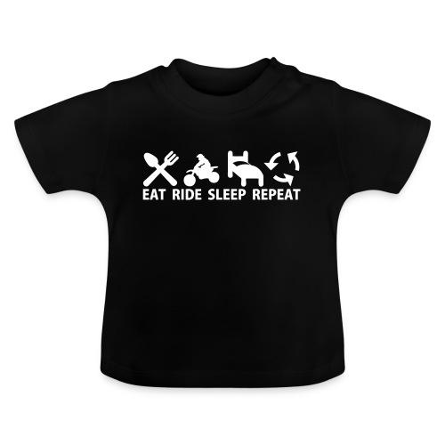 Motocross (MX) - Baby-T-shirt