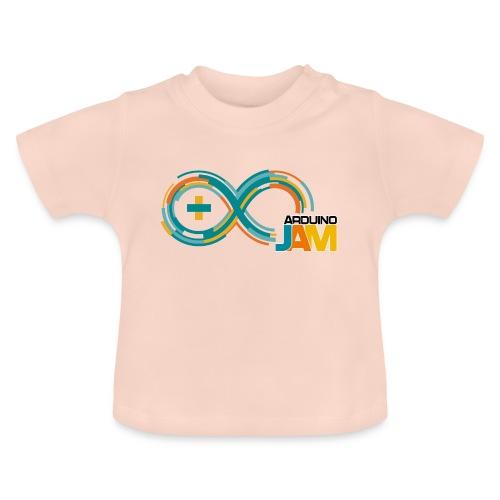 T-shirt Arduino-Jam logo - Baby T-Shirt
