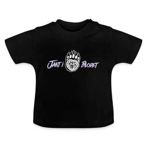 Dragkedja Dam - Baby-T-shirt