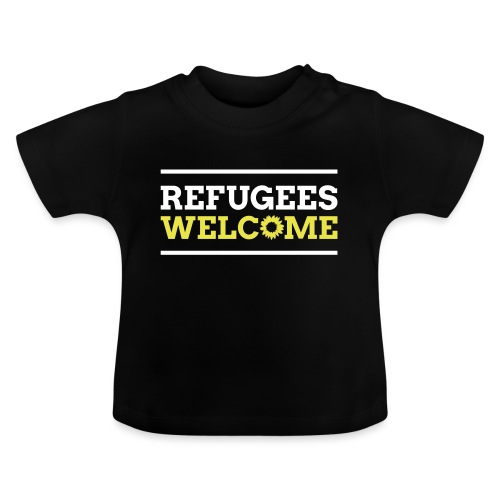 Refugees Welcome II - Baby T-Shirt