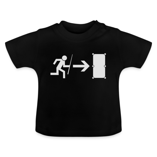 Emergency Exit Billard - Baby T-Shirt
