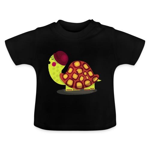 TORTUE - T-shirt Bébé