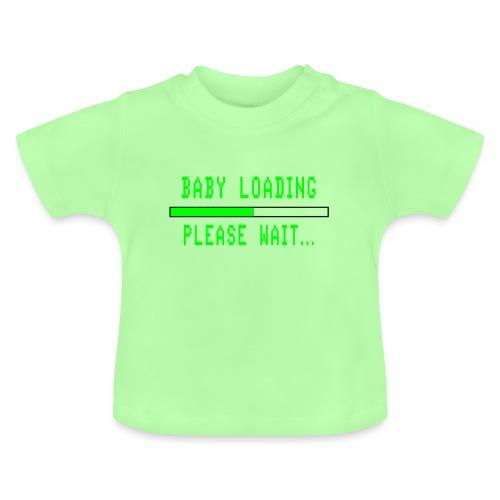 Baby Loading - Vauvan t-paita