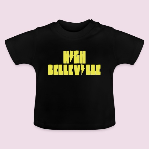 HIGH BELLEVILLE - T-shirt Bébé