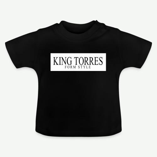 king torres - Camiseta bebé