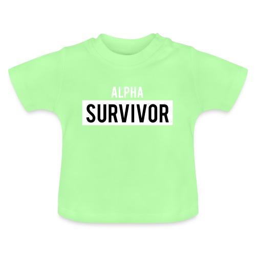 Alpha Survivor - Baby T-Shirt