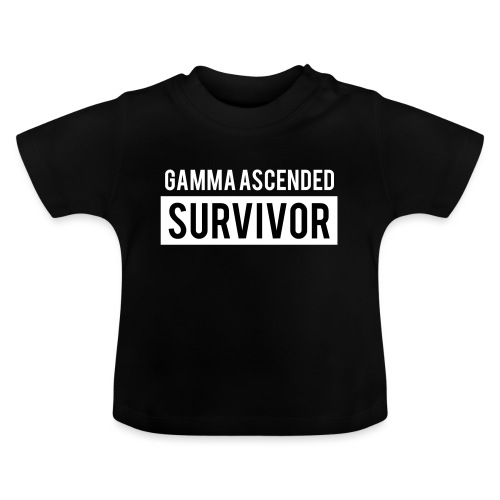 Gamma Ascended Survivor - Baby T-Shirt