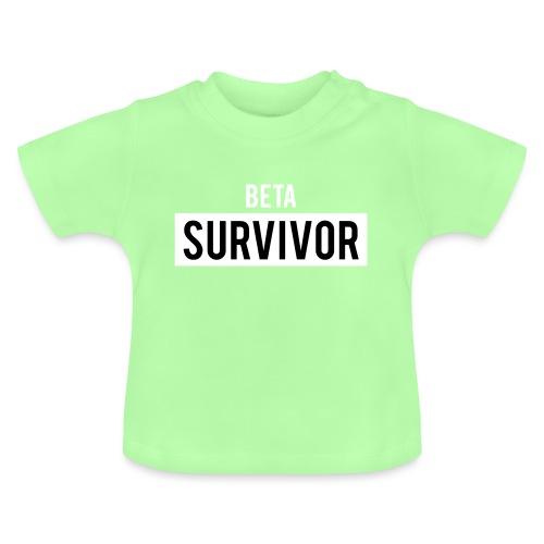 Beta Survivor - Baby T-Shirt
