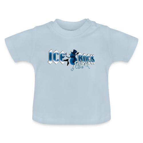 Schriftzug normal - Baby T-Shirt
