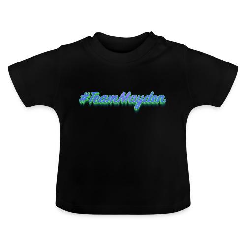 #TeamMayden - Camiseta bebé