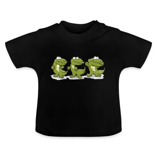 Nice krokodile - Baby T-Shirt