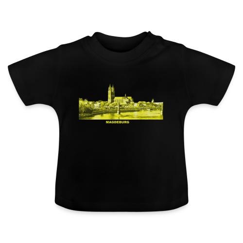 Magdeburg Dom Sachsen-Anhalt Deutschland Elbe - Baby T-Shirt