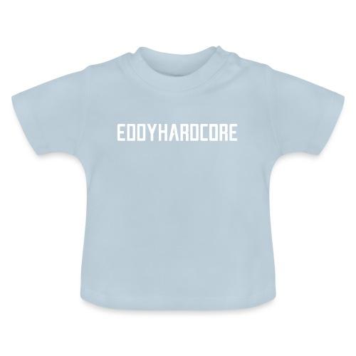 EddyHardcore logo nek transparant png - Baby T-shirt