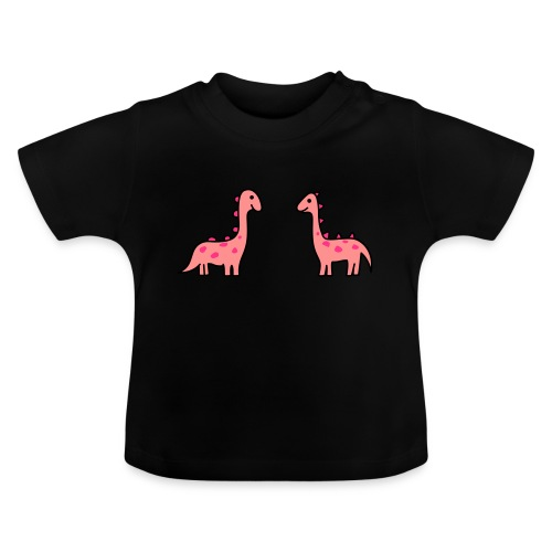 Mochila de Dinosaurios - Camiseta bebé