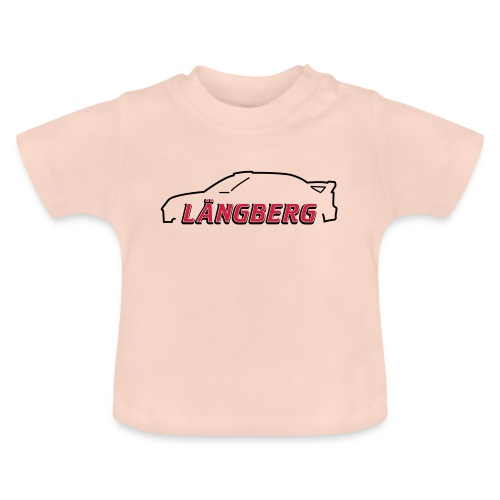 logotype Laengberg - Baby-T-shirt