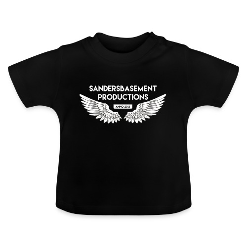T SHIRT logo wit png png - Baby T-shirt