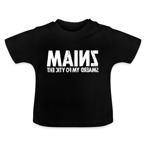 Mainz (white oldstyle) - Baby T-Shirt