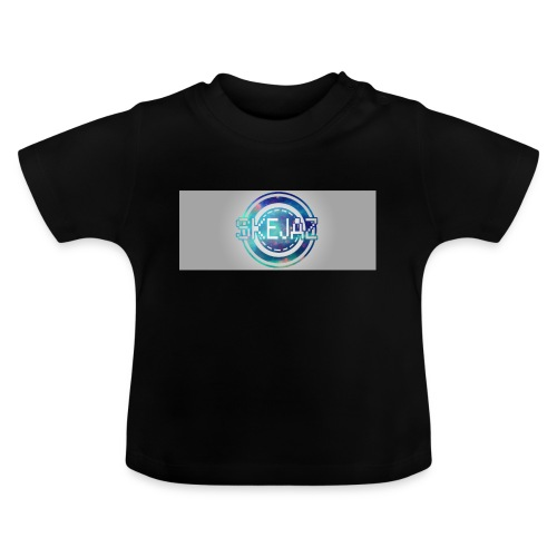 LOGO WITH BACKGROUND - Baby T-Shirt