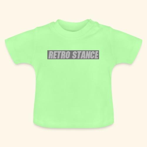 Retro Stance - Baby T-Shirt